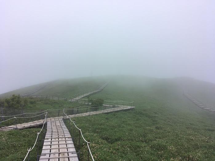 2019四国遠征/山頂方面