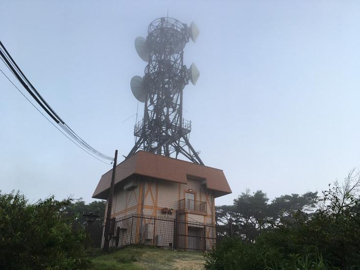 2019六甲山/霧