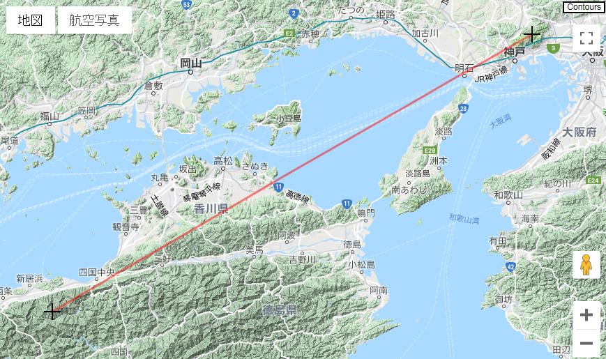 2019六甲山/地図