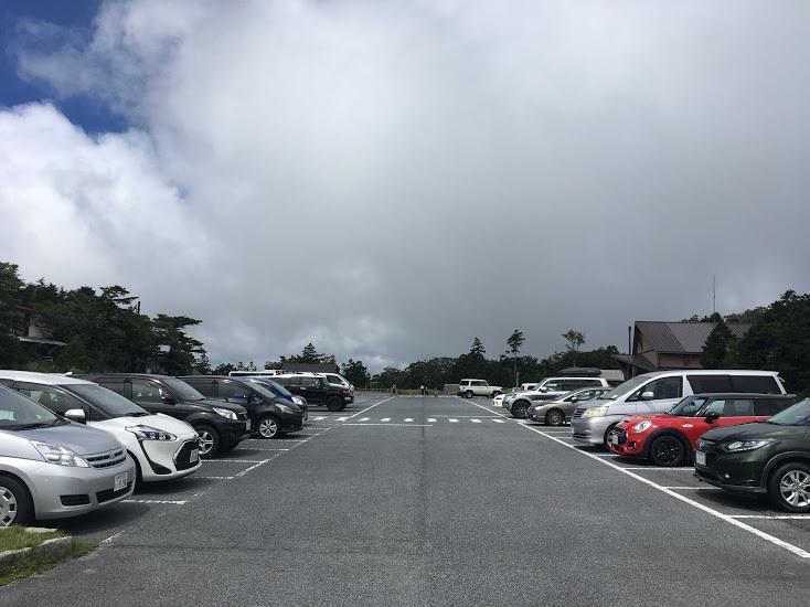 2019大台ケ原/駐車場