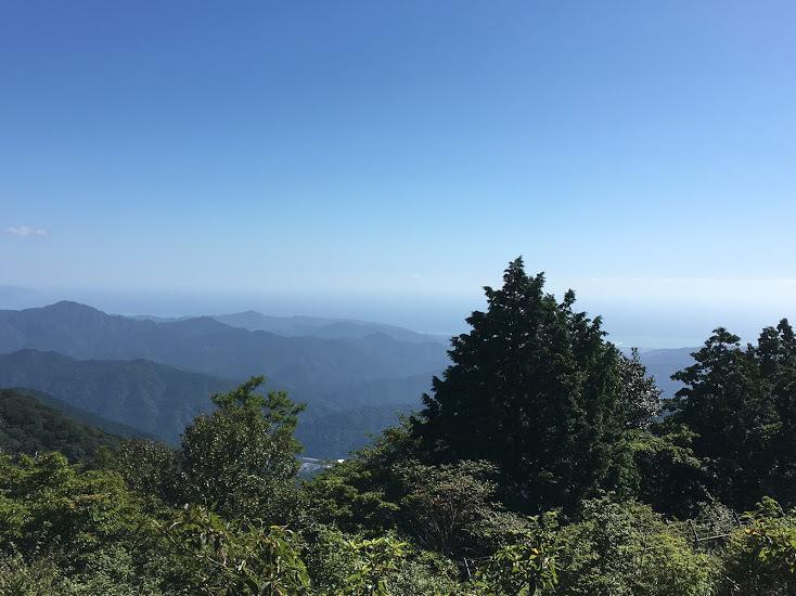 2019大雲取山/熊野灘