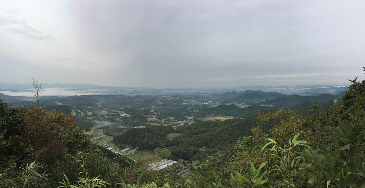 2019羽束山/三田方面