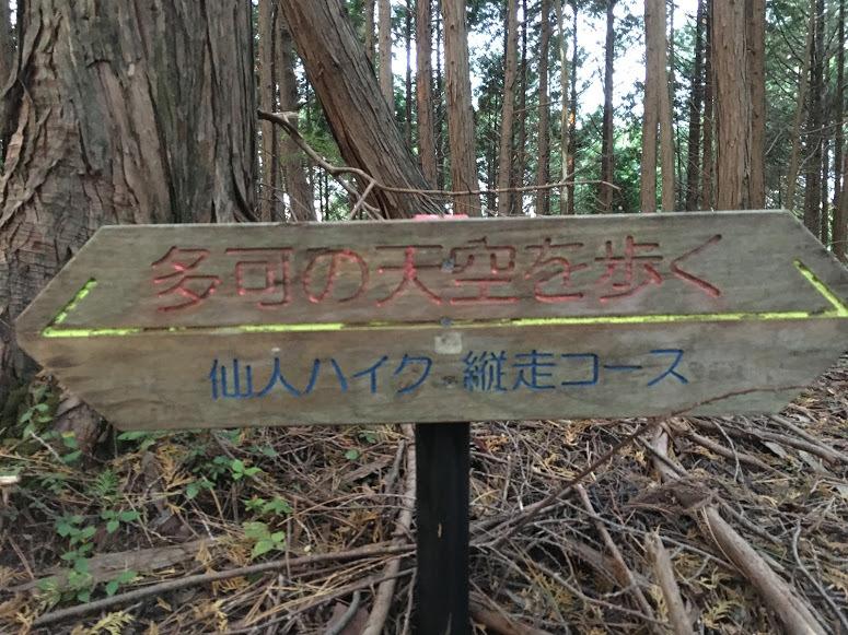 2019飯森山/千人ハイク
