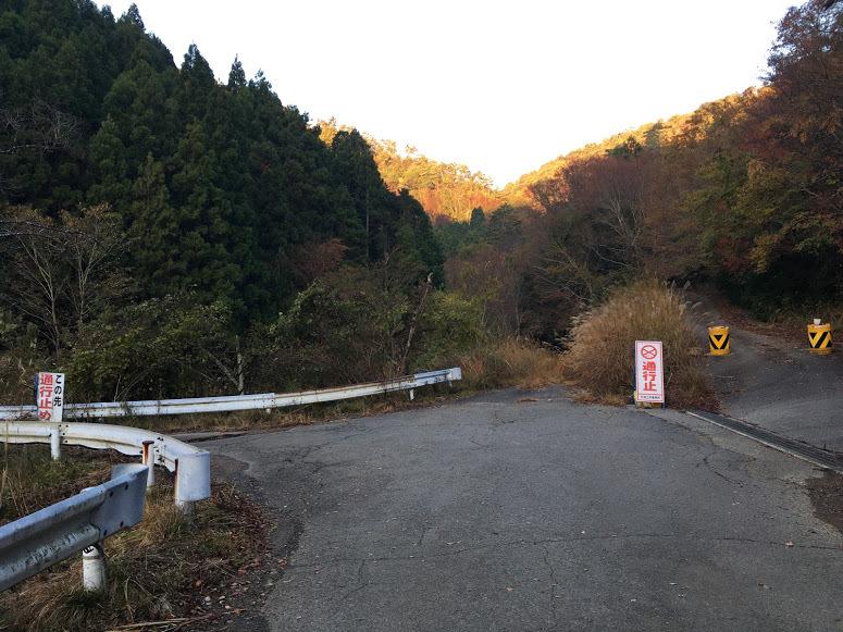 2019鋸山/突き当り