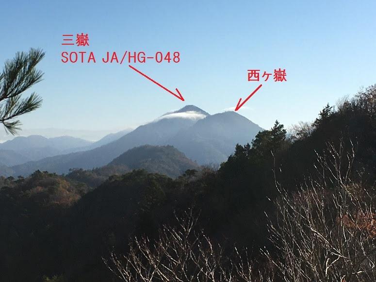 2019鋸山/東側