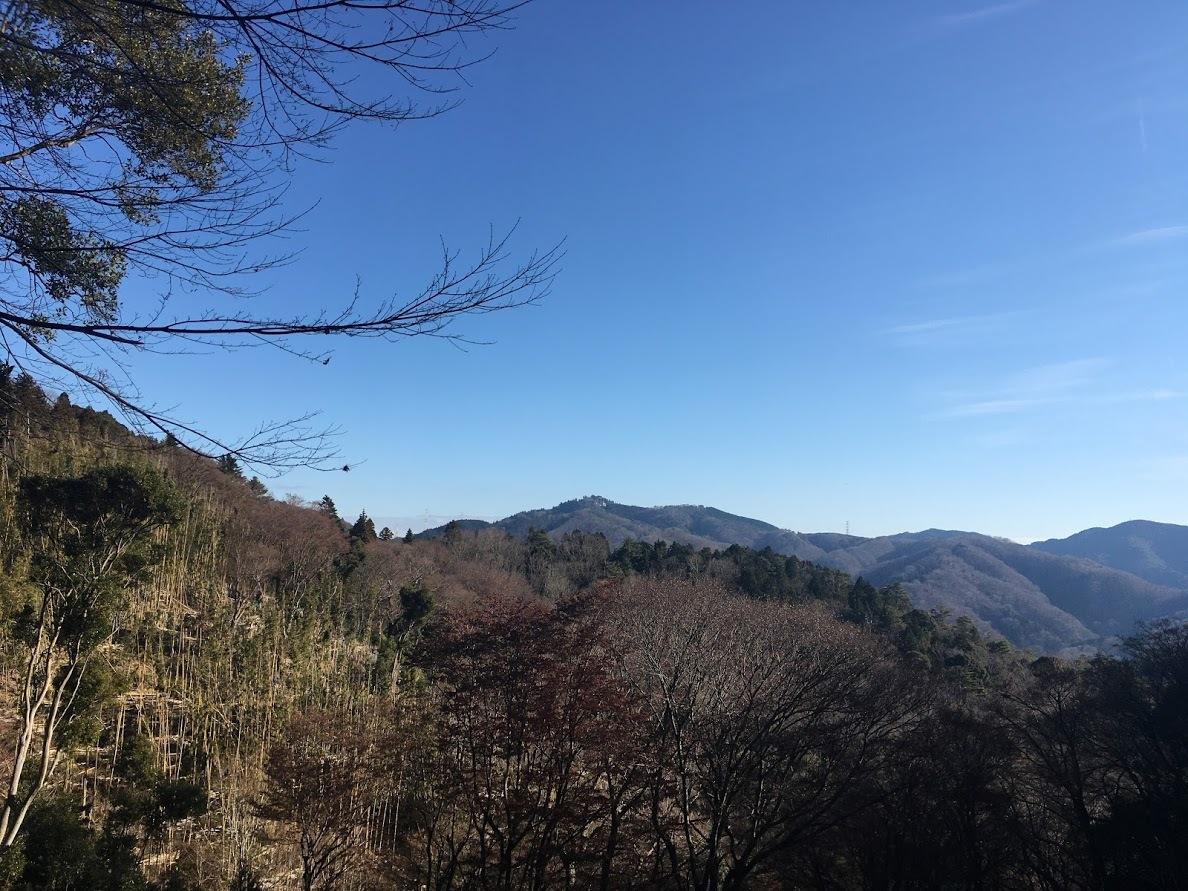 2020高代寺山/妙見山
