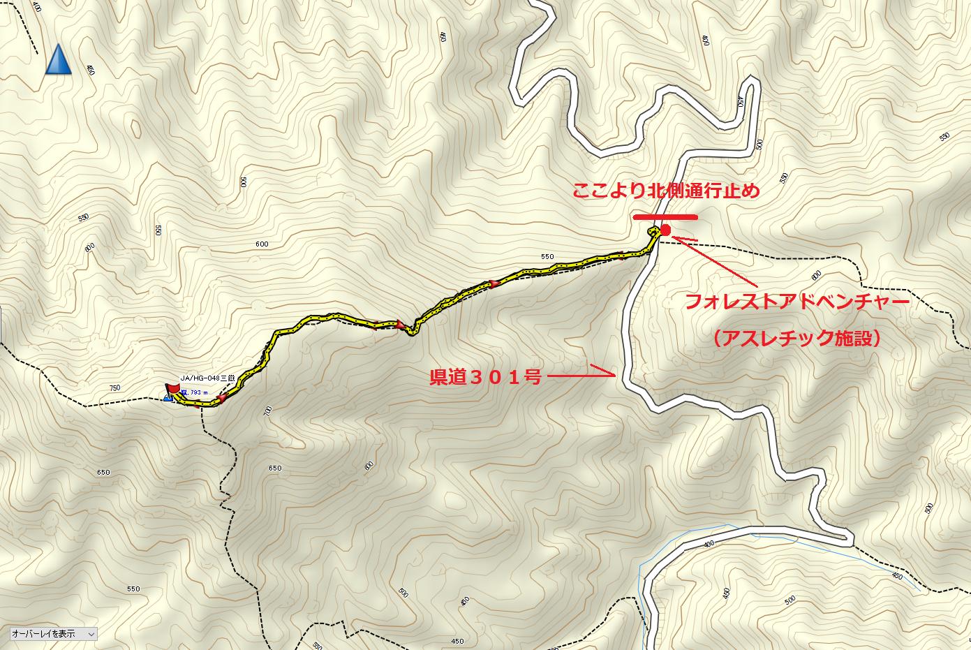 2020三嶽/地図