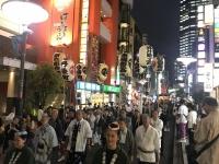 赤坂氷川祭宵宮