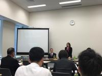 手話言語条例に関する勉強会