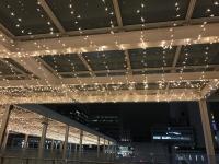 田町駅イルミネーション