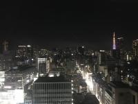 新橋・第一ホテルより