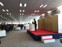 虎ノ門ヒルズビジネスタワー竣工祝賀会