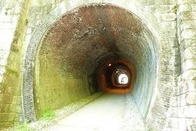 1-4 アプトの道 隧道 20150505