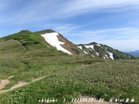 30-1以東岳登山 20190620~21 Iさん - コピー