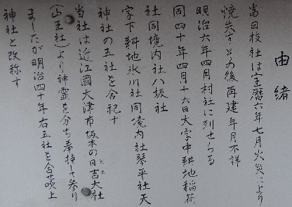 1-2 吹上神社 御由緒