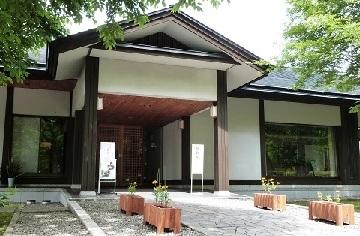 1-1井上靖記念館 2012年6月19日