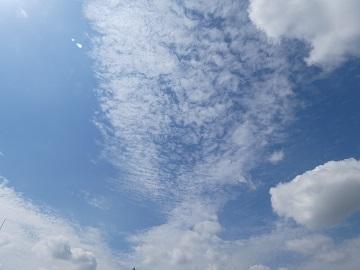 2-1見沼代用水秋の空.