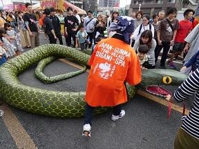 8-5大蛇全体横から
