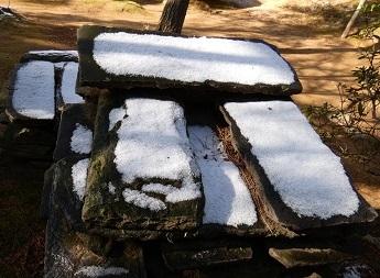 2-1名残雪
