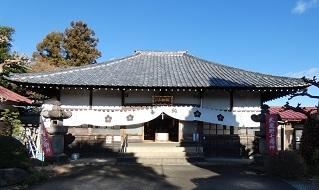 11-3 円泉寺 本堂