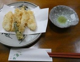 2-2なまずの天ぷら
