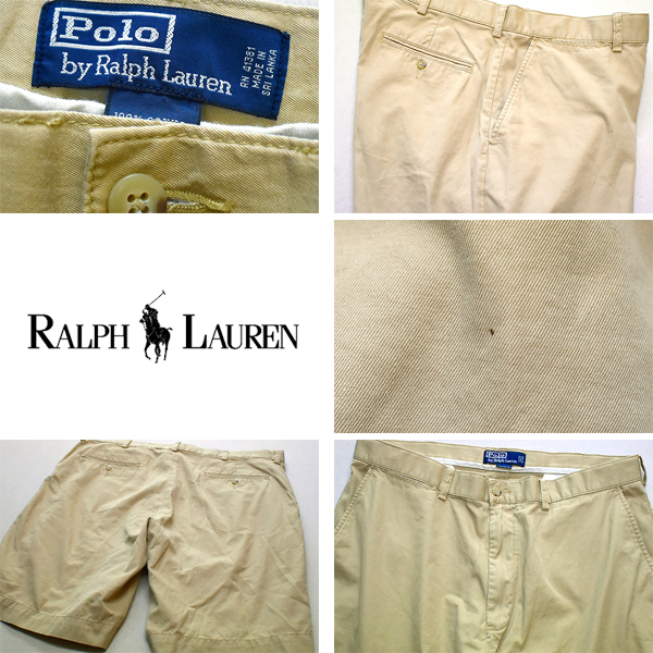 ポロラルフローレンPOLO Ralph Laurenポロスポーツ90sストリート水着ショートパンツ@古着屋カチカチ