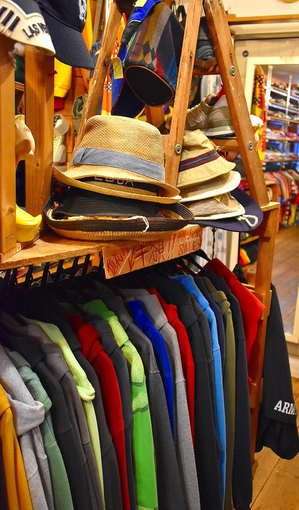 店舗レジ前半額セールSALEコーナー画像@古着屋カチカチ8