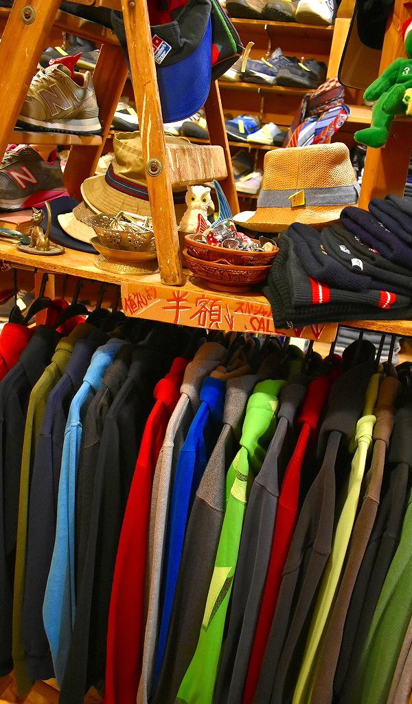 店舗レジ前半額セールSALEコーナー画像@古着屋カチカチ6