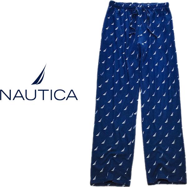 パジャマパンツ画像イージーパンツUSEDチェックパンツ メンズレディースコーデ@古着屋カチカチ