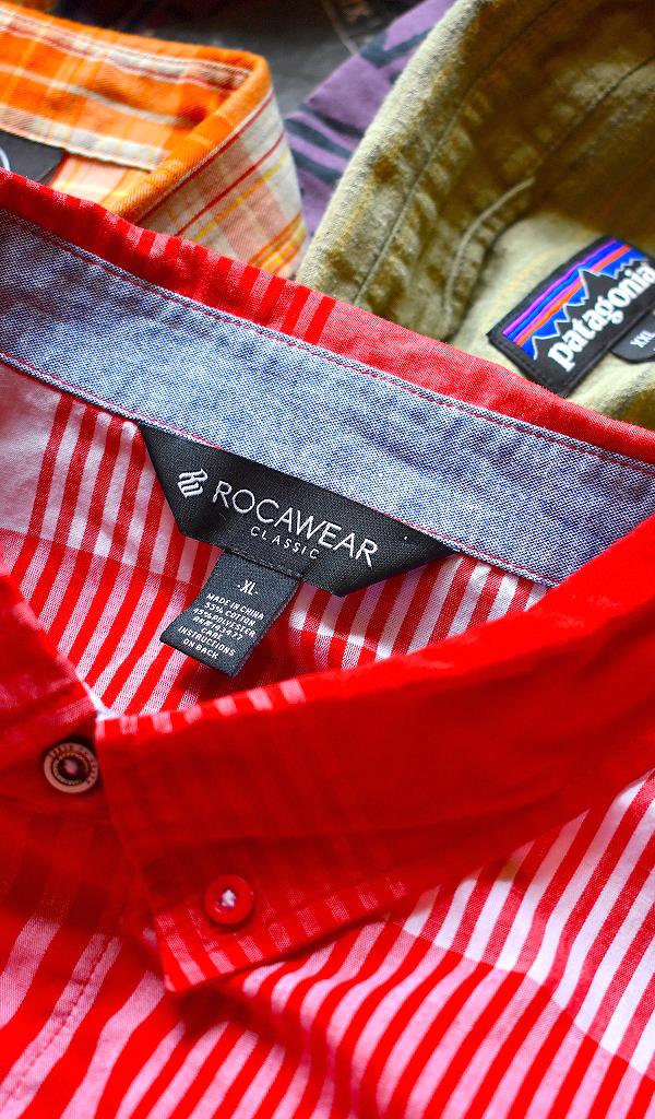 ストリートSK8スケートUsedアウトドアブランド半袖シャツ画像メンズレディースコーデ@古着屋カチカチ