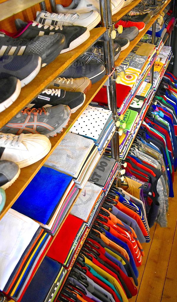 古着屋カチカチ店内画像2019令和Used Clothing Shop in Tokyo Japan