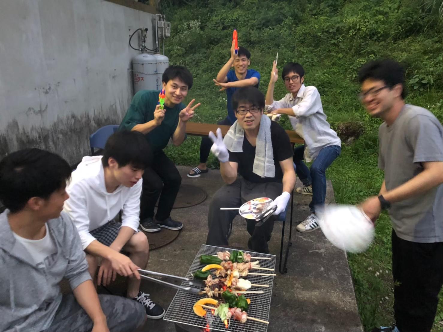 新歓キャンプ201910