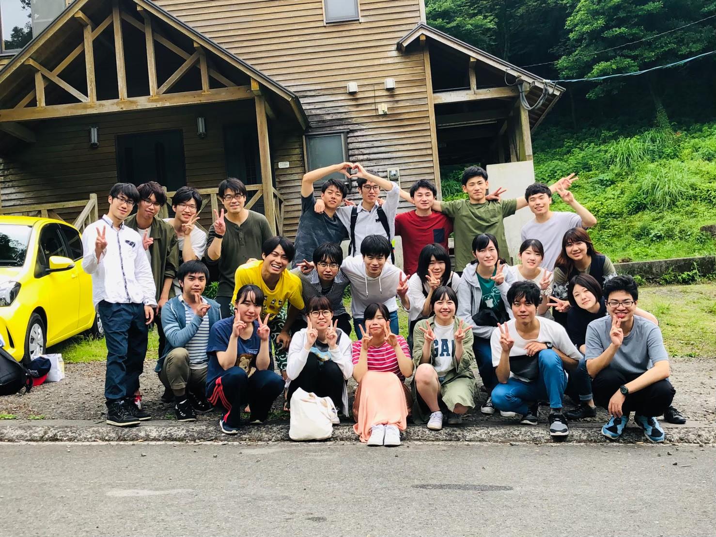 新歓キャンプ201911
