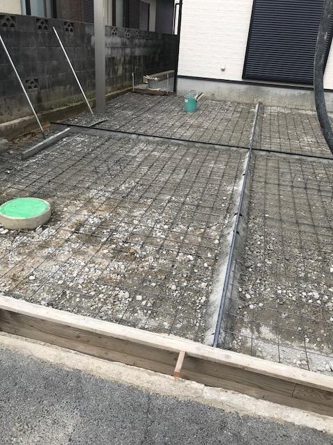 土間コンクリート2