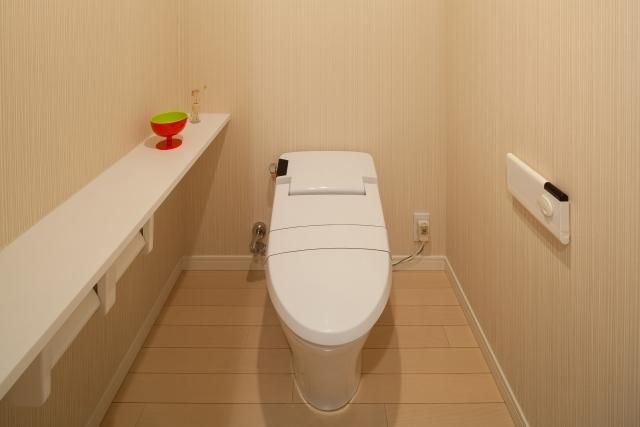 ウォシュレット トイレ