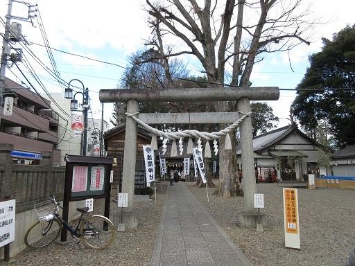 江古田の富士塚