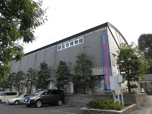 20191201朝霞市博物館
