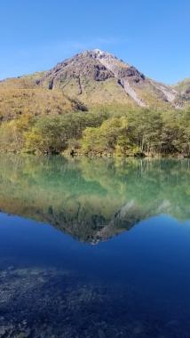 2019月10月23日_大正池と焼岳