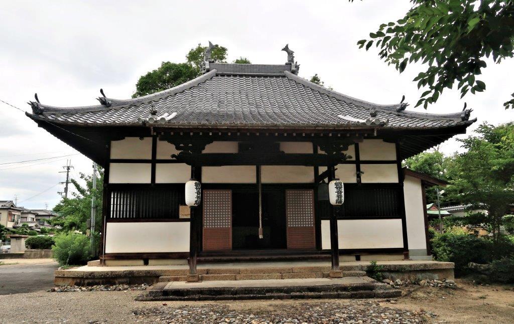 西岳院 観音堂