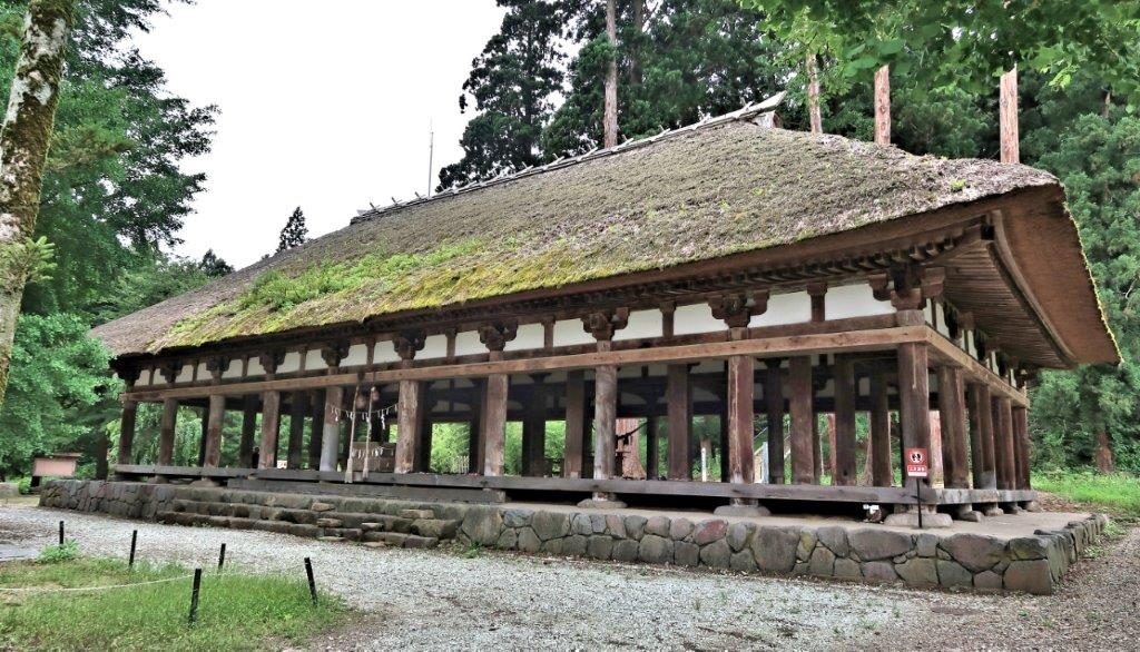 新宮熊野神社・長床