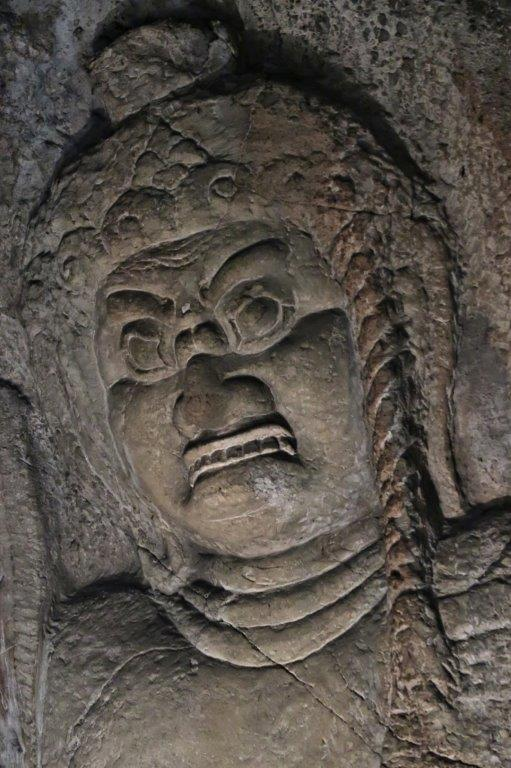日石寺・不動明王像