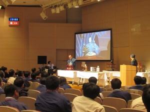豊田自動織機技術発表・展示会6