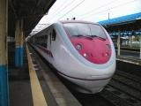 681系2000番台 直江津にて