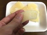 千秋堂 バター餅 中身