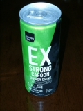 マツモトキヨシ EX STRONG CAFOON ENERGY DRINK