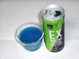マツモトキヨシ EX STRONG CAFOON ENERGY DRINK 色