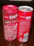 コカコーラ コカ・コーラエナジー 原材料