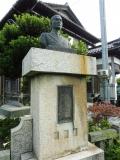 JR金丸駅 石端良平胸像