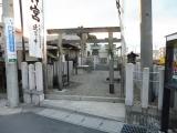 JR蟹江駅 秋葉神社