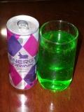 サーフビバレッジ ENERGY DRINK 注ぎ